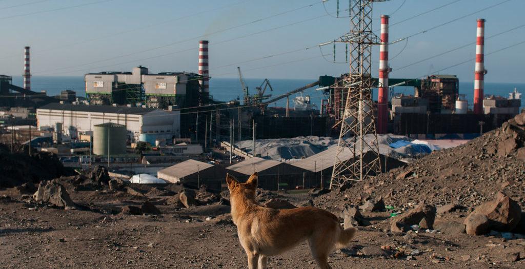 الشيلي والبيئة المدمرة