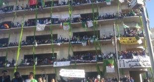 الانتفاضة الجزائرية