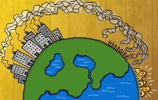تدمير المناخ