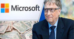 بيل غيتس الرأسمالي الجشع