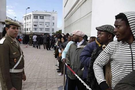 مهاجرو إفريقيا جنوب الصحراء، تحت نير الرأسمال الفلاحي بالمغرب