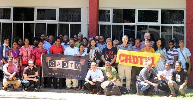 آسيا الجنوبية المتحدة ضد الديون وجميع أنواع الظلم!