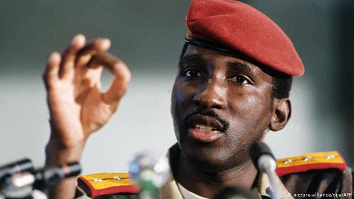 توماس سانكارا: جبهة متّحدة ضد الديون (1987)